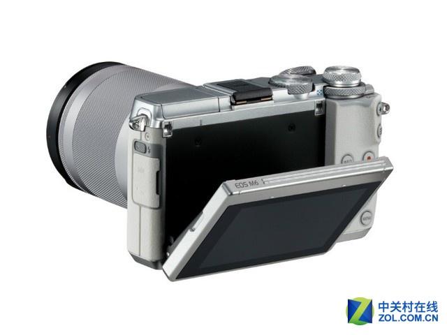 搭载18-150mm镜头 佳能EOS M6套机促销