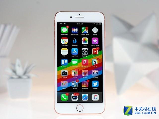 无线充电方便省时 天猫划算买iPhone8