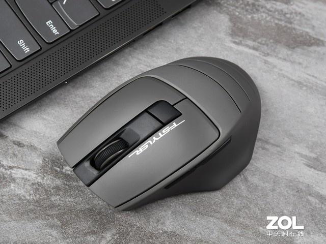 双飞燕FG30S鼠标评测 谁说静音手感不两全?