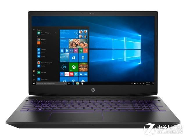 HP笔记本光影15-CX0072TX售价5750元