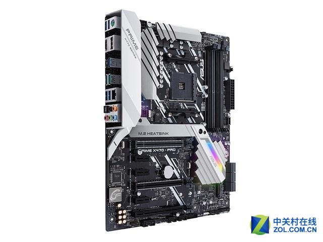 旗舰芯片组打造 华硕PRIME X470-PRO热销