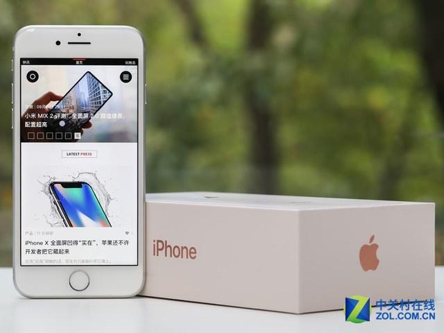 又出事故! iPhone 8新机韩国首现爆裂