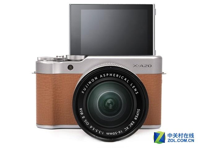 仅售2149元 富士APS-C画幅微单X-A20