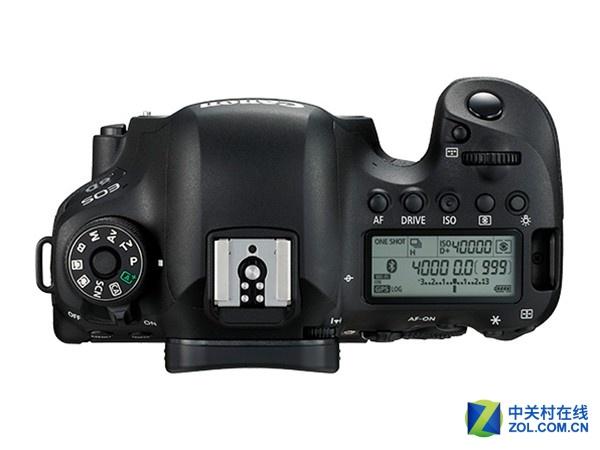 2620万像素全画幅 佳能6D II单机10199元