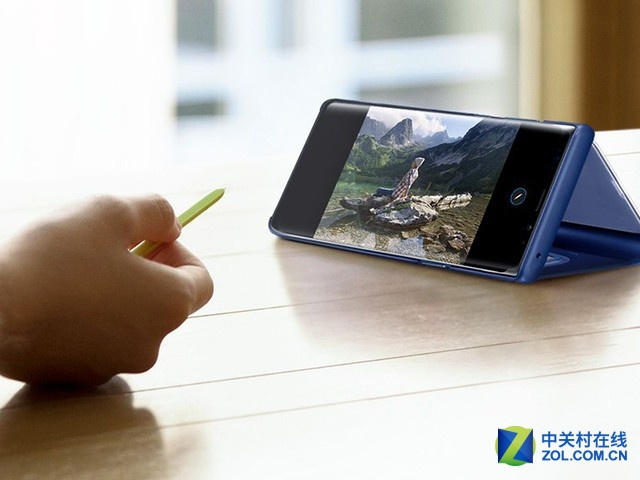 三星Note 9的S Pen将支持第三方应用