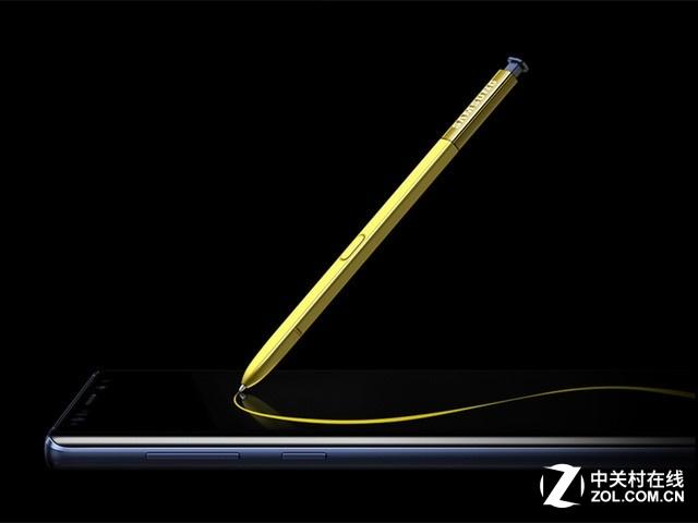 三星曝光新专利 能在S Pen中安装摄像头