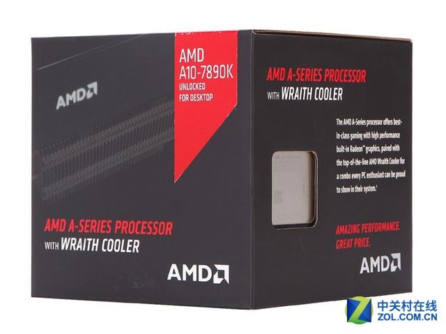 性能比肩i5 AMD新旗舰A10-7890K评测