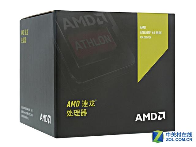 高性价比新品再临 AMD速龙X4 880K评测