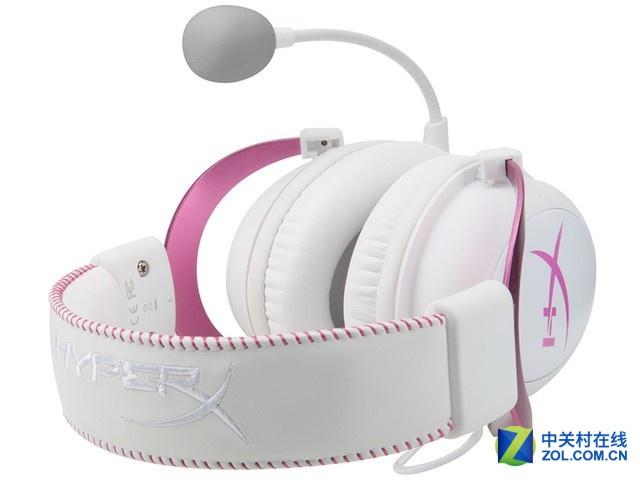 金士顿 HyperX Cloud耳机 京东售价1266元