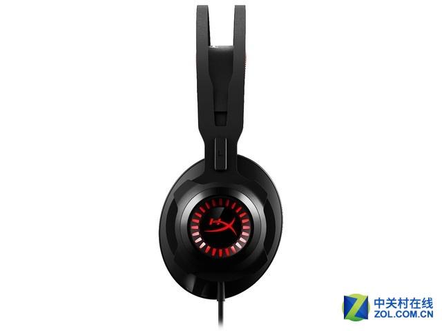 身临其境 HyperX黑鹰专业电竞耳机热销