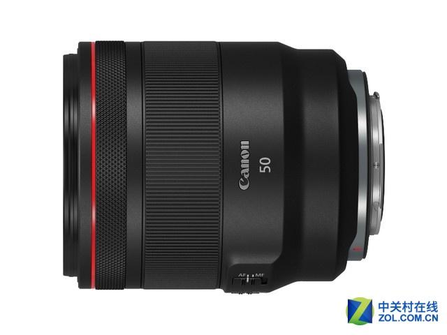 大光圈定焦镜头 佳能RF 50mm F1.2 L