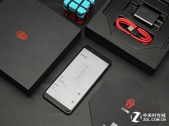 为电竞而生 努比亚红魔游戏手机再度开售