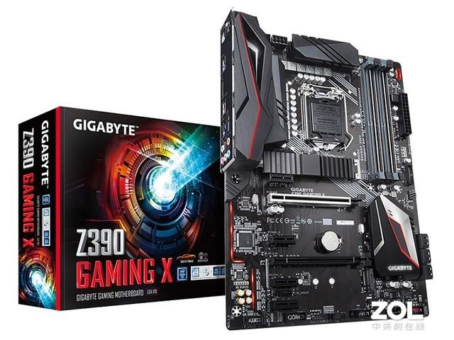 高端芯片组 技嘉Z390 GAMING X主板热销