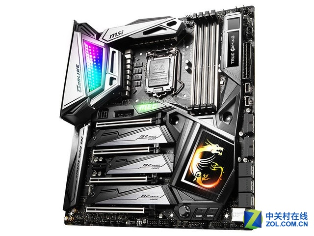 微星Z390超神板热销 赠2449元灯条内存