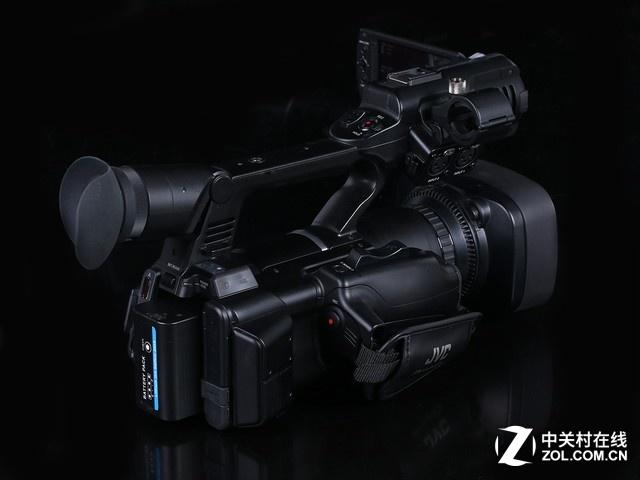 性能专业婚庆神器 JVC HM360摄像机促销