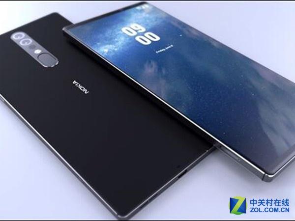 诺基亚10旗舰手机曝光 8月发布 骁龙845