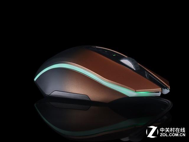 329元包邮 达尔优EM925 pro鼠标力促
