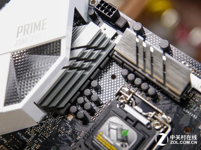 每满100减20 华硕PRIME Z390-A主板促销