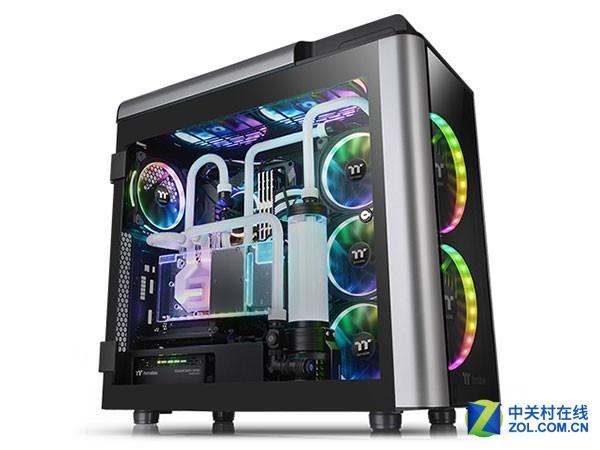 动感DJ灯效Tt Level 20 GT RGB机箱热销