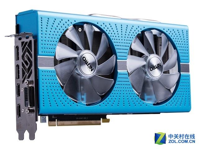 蓝宝石RX590 8G D5 超白金极光版热销