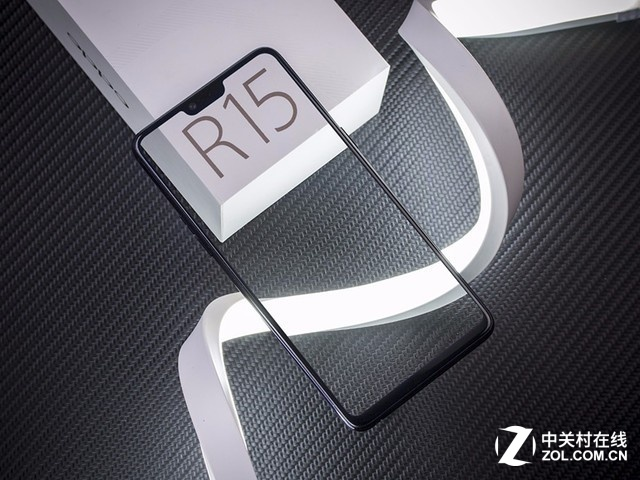 年轻造未来 超视野全面屏OPPO R15发布