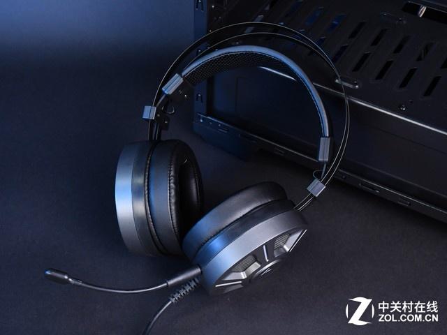 7.1声道 雷柏VH510电竞耳机京东促销