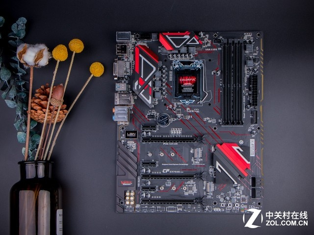 GameVioce 七彩虹音效极佳的Z370大板