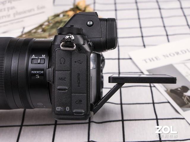 4575万像素+高画质 尼康Z7相机可以入手