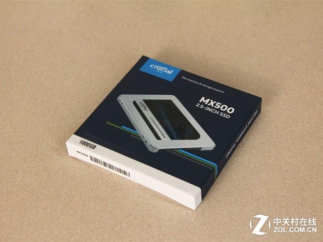 物超所值的固态硬盘 英睿达MX500大促销