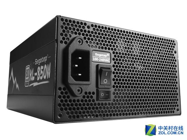 构建旗舰平台 鑫谷昆仑KL-850W高端电源