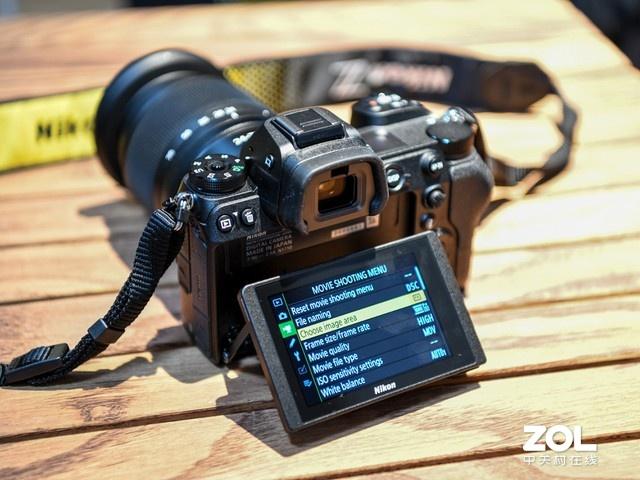高像素适合风光摄影 尼康Z7全画幅微单相机