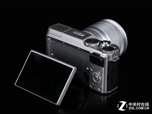 不到两千的微单 富士APS-C画幅相机X-A10