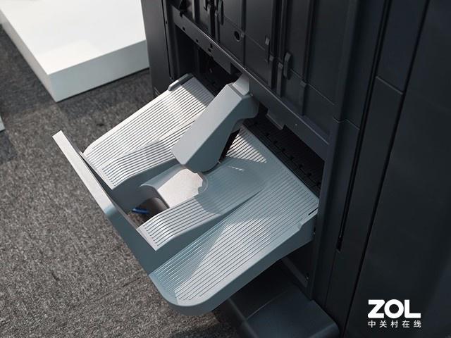 設計性能雙升級 柯尼卡美能達C550i評測