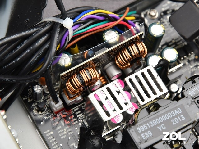 金河田A+750W电源评测:为3080扛下所有
