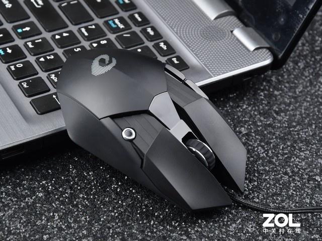 达尔优A970游戏鼠标评测:质感高级性能拉满