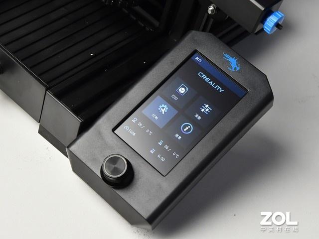 物超所值 创想三维Ender-3 V2 3D打印机