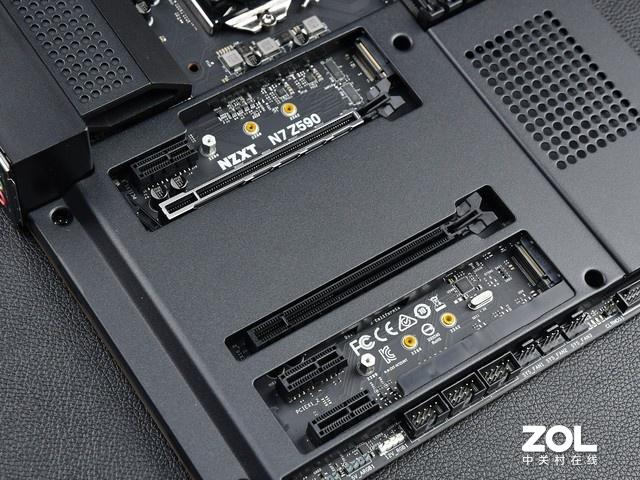 NZXT N7 Z590主板评测